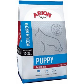 Arion Original Puppy Medium Breed Lamb 12kg