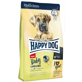 Happy Dog Baby Giant Lamb Rice 15kg