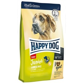 Happy Dog Junior Giant Lamb Rice 15kg