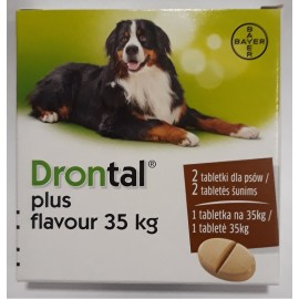 Drontal Plus Flavour 35kg