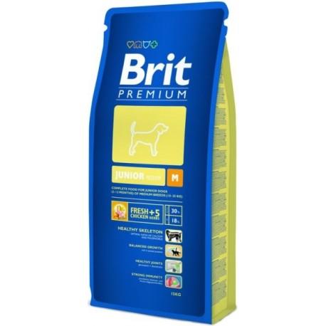 Brit Premium Junior M 15kg