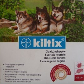 Kiltix obroża 70cm - dla dużych psów